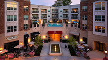 CHARLOTTE MULTIFAMILY GLASS PROJECTS