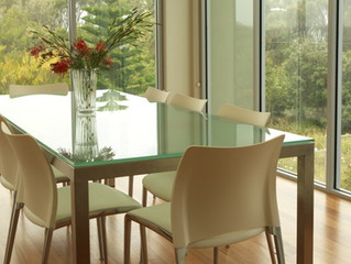 We Offer Fast Holiday Turnaround On Glass Tabletops