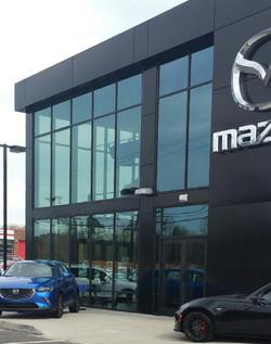 Mazda Storefront
