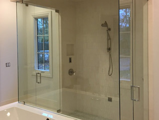 What's New In Shower Glass