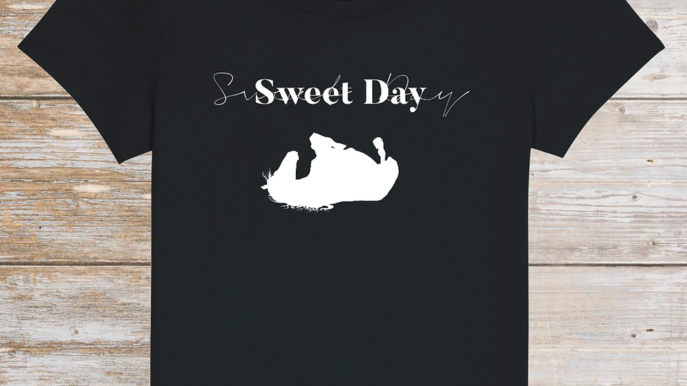 T-SHIRT SWEET DAY ROULADE