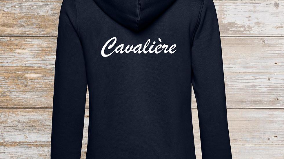 SWEAT A CAPUCHE CAVALIÈRE