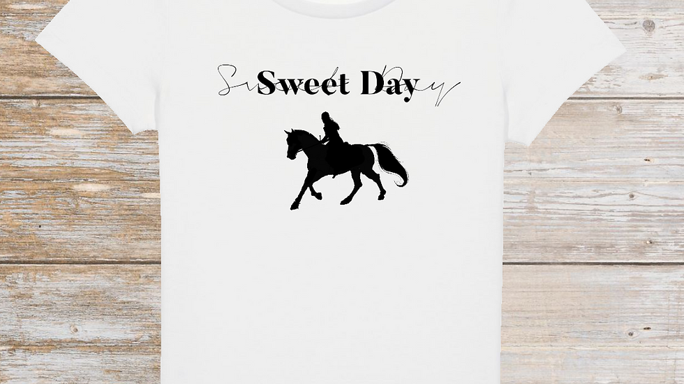 T-SHIRT SWEET DAY MONTE