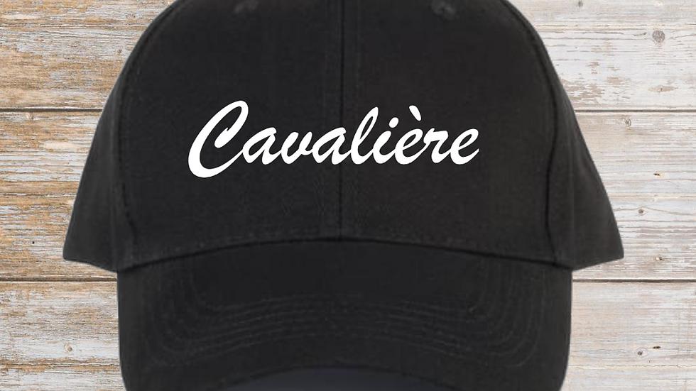 CASQUETTE CAVALIÈRE