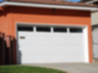 steel garage door installation