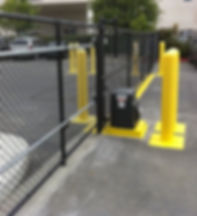 chain link gate and fences