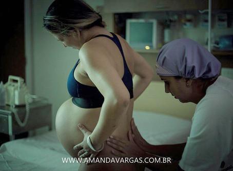 Intervenções da doula no parto