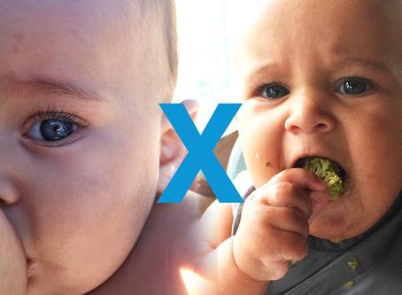 Livre Demanda X Introdução Alimentar