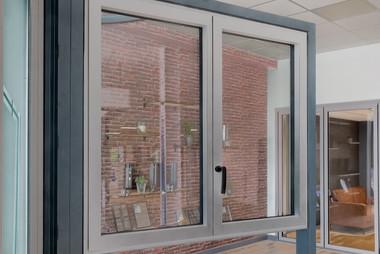 Fenêtre SAPA TY.ALU fabricant menuiseries aluminium Morbihan