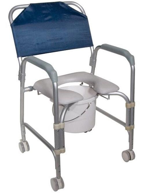 Aluminum 3-in-1 Toilet Chair