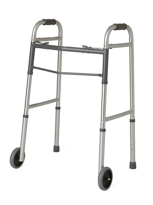 Easy Care Folding Walker