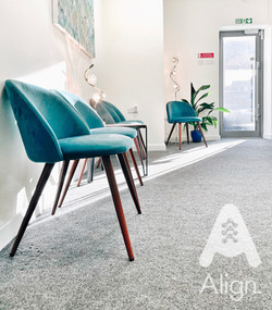 Waiting Area at Align Healthcare