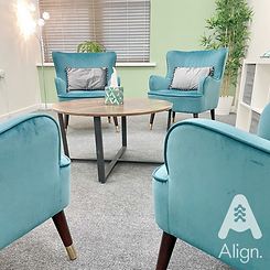 Align Healthcare Large Counselling Room