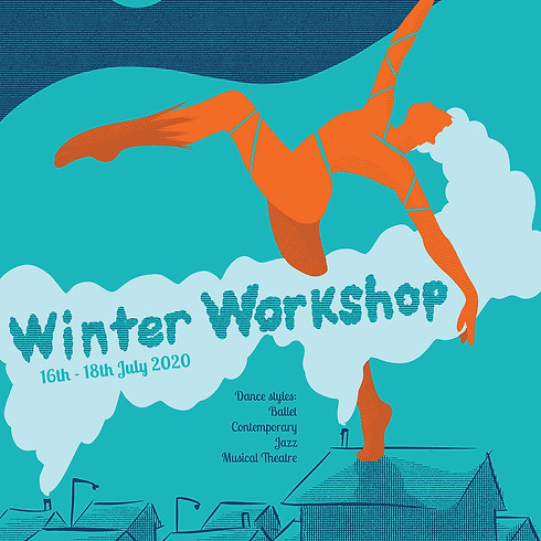 DDC's Winter Dance Workshop (Canberra)