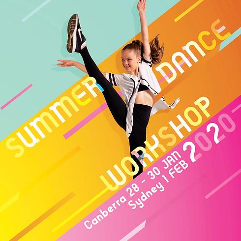 Sydney Summer Dance Workshop