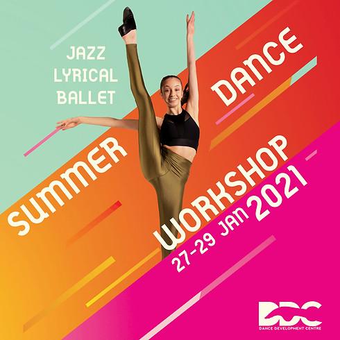 DDC's Summer Dance Workshop