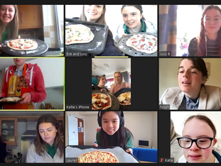 Pizza and Cake Making - Virtual!