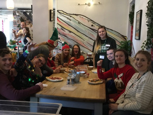 Pizza & Pantomime 2018