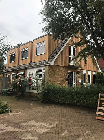 3 Dormer extension with internal improvements