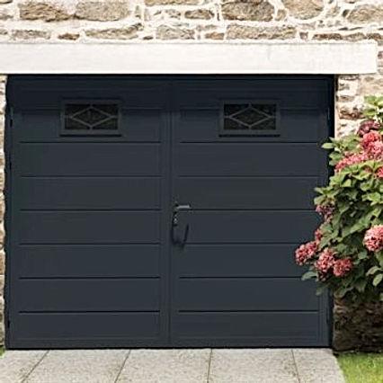 porte de garage battante clermont-ferrand