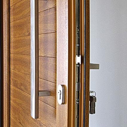 porte d'entree bois alu clermont-ferrand puy de dome