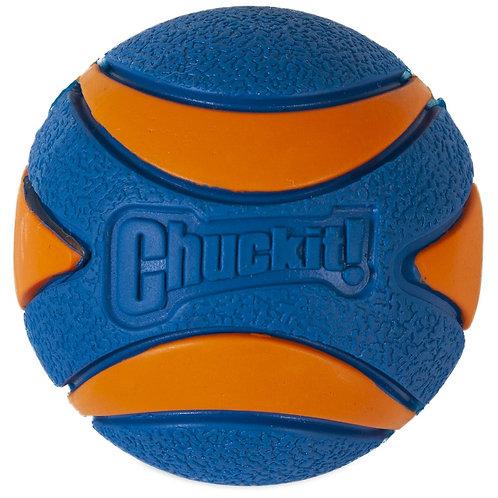 CHUCKIT Ultra Squeaker Ball Medium (1 Pack)