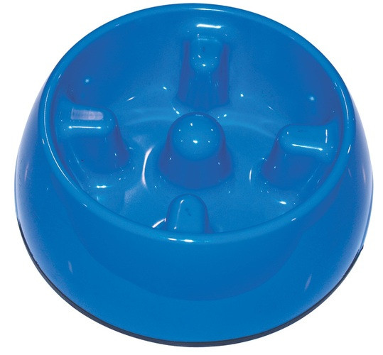 Dogit Go Slow Anti Gulping Dog Dish