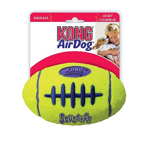 KONG Airdog Squeaker Football (Large)