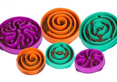 Does your dog gulp their dinner? We've got just the thing!