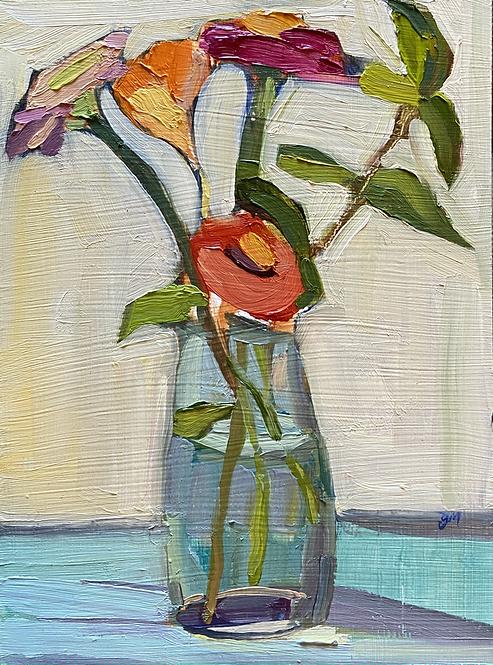December 8- Floral Modern 1