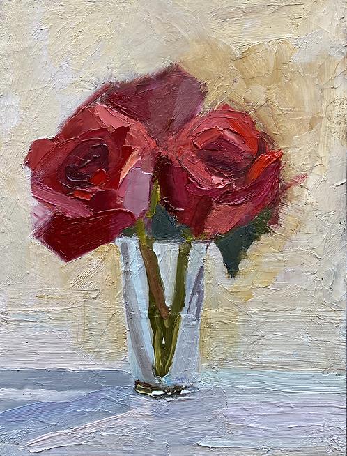 Dec 4- The 3 Roses