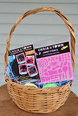 Easter Basket with Crafts