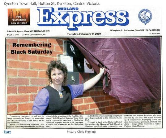 unveiling newspaper.JPG