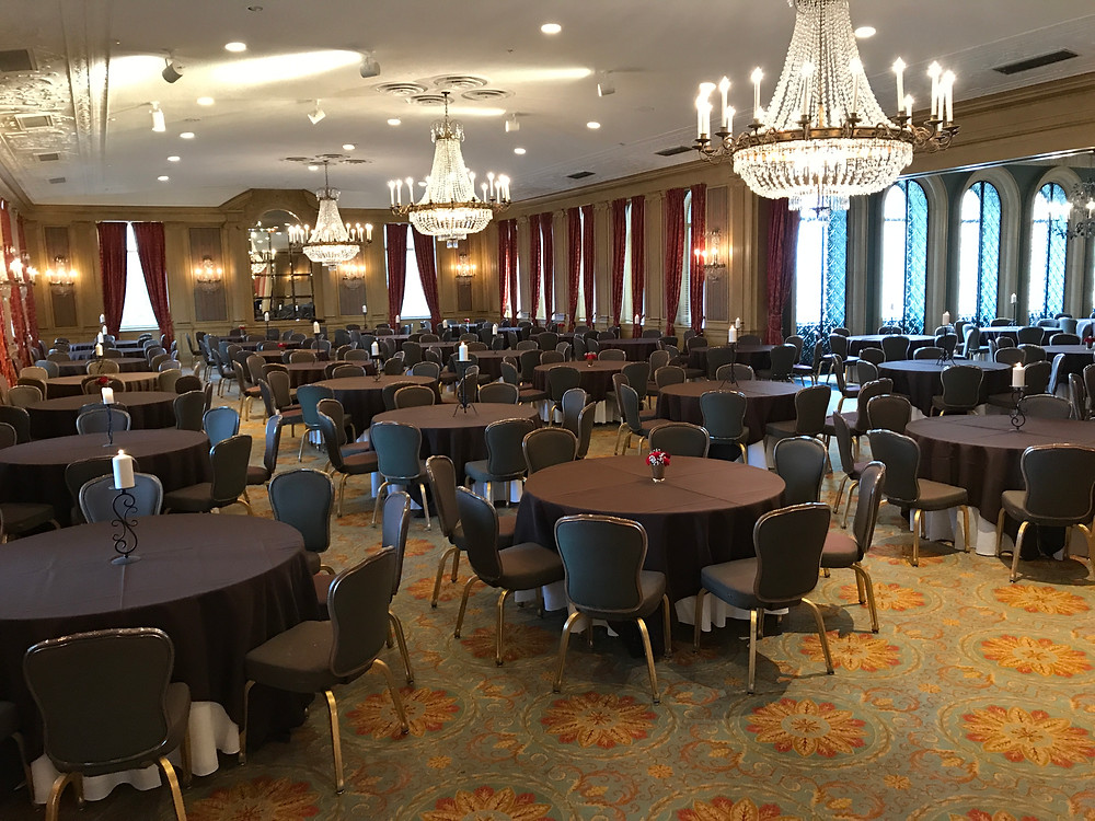 Annual Chili lunch at Ft. Worth Club