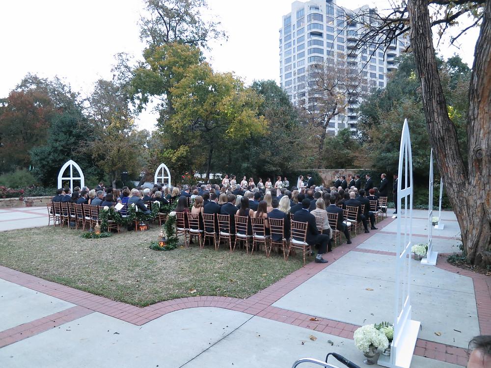 Wedding music Arlington Hall