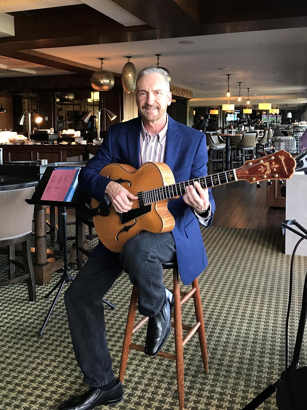 Club Jazz guitar