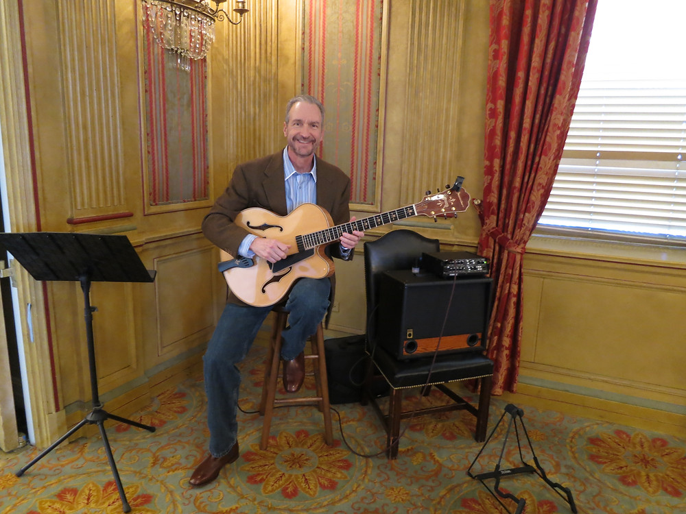 Music at Fort Worth Club