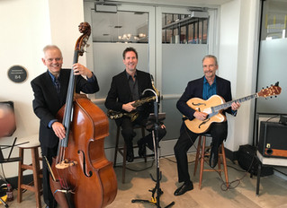 Jazz Trio for Wedding Rehearsal Dinner