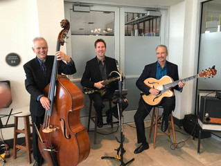 Jazz Trio for Wedding Rehearsal Dinner
