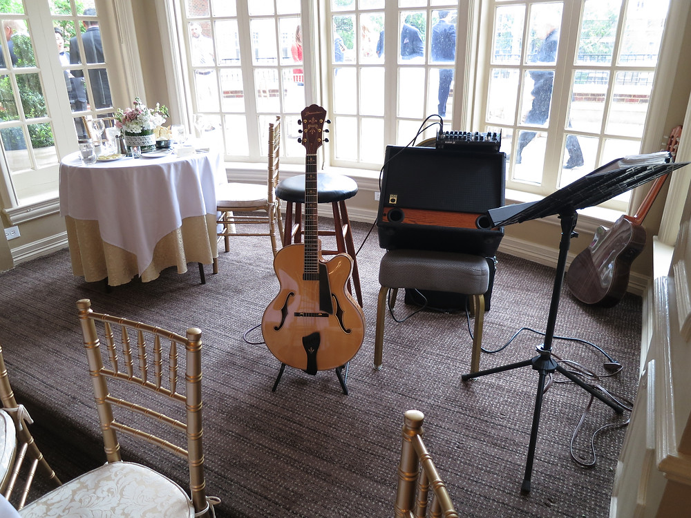 Music at the Melrose Hotel