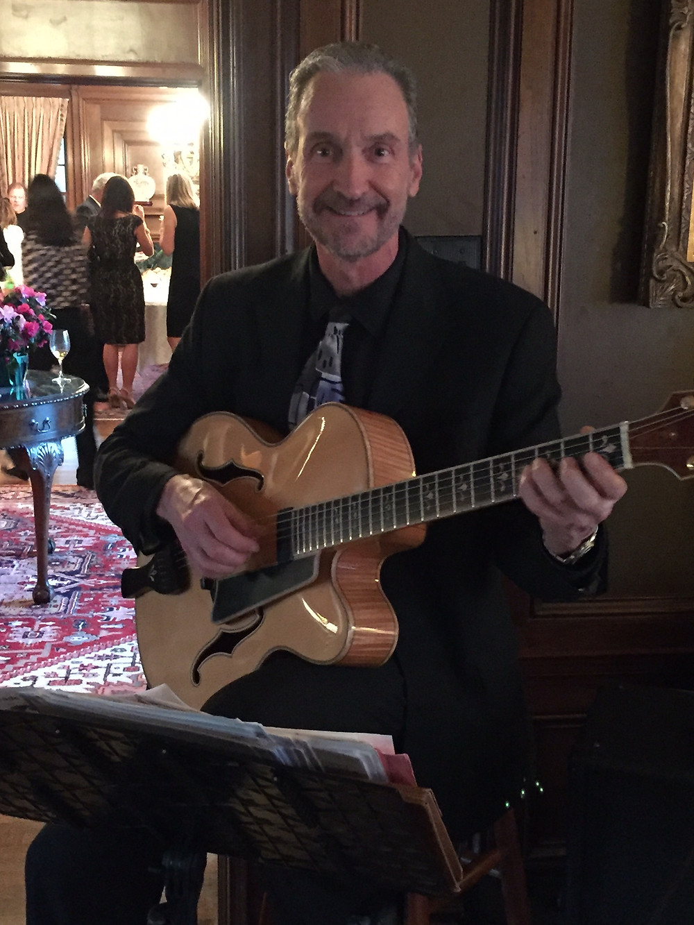 Music for the Aldredge House