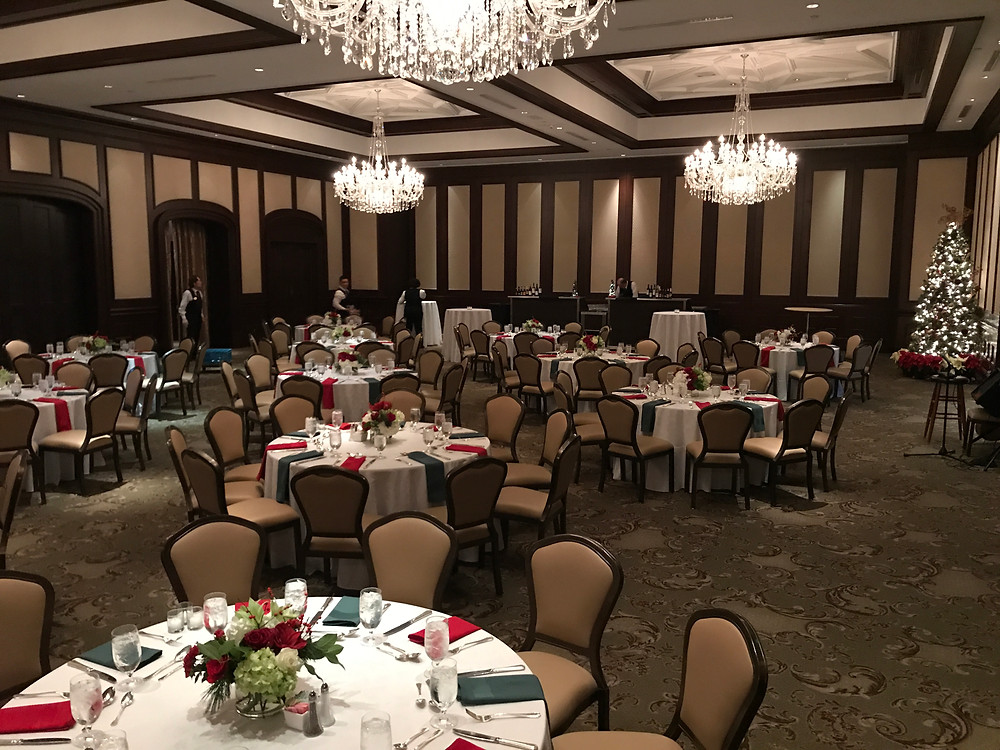 Christmas Party at Dallas Country Club