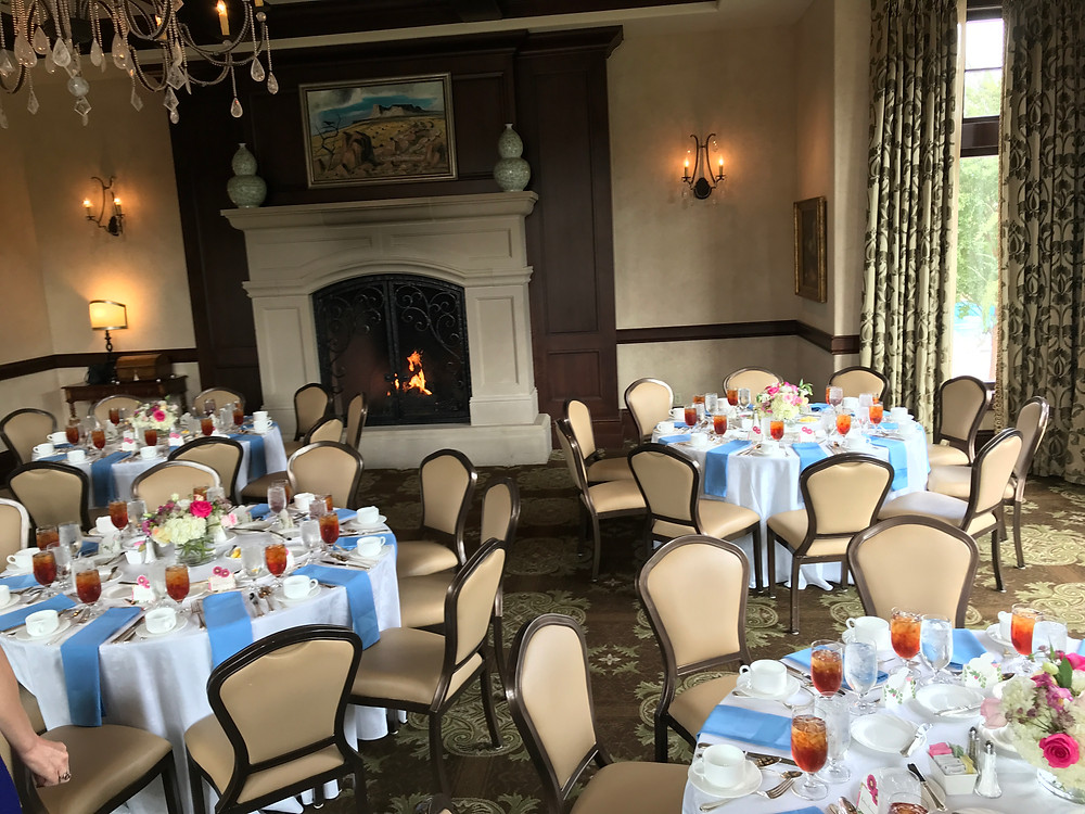 Founders Room at Dallas Country Club