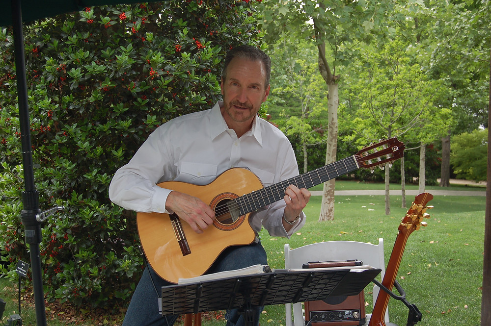 Dallas Arboretum wedding music