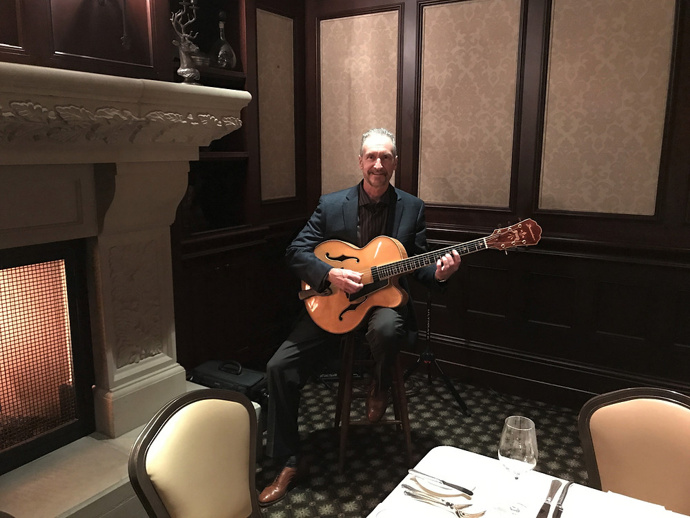 Music at Dallas Country Club
