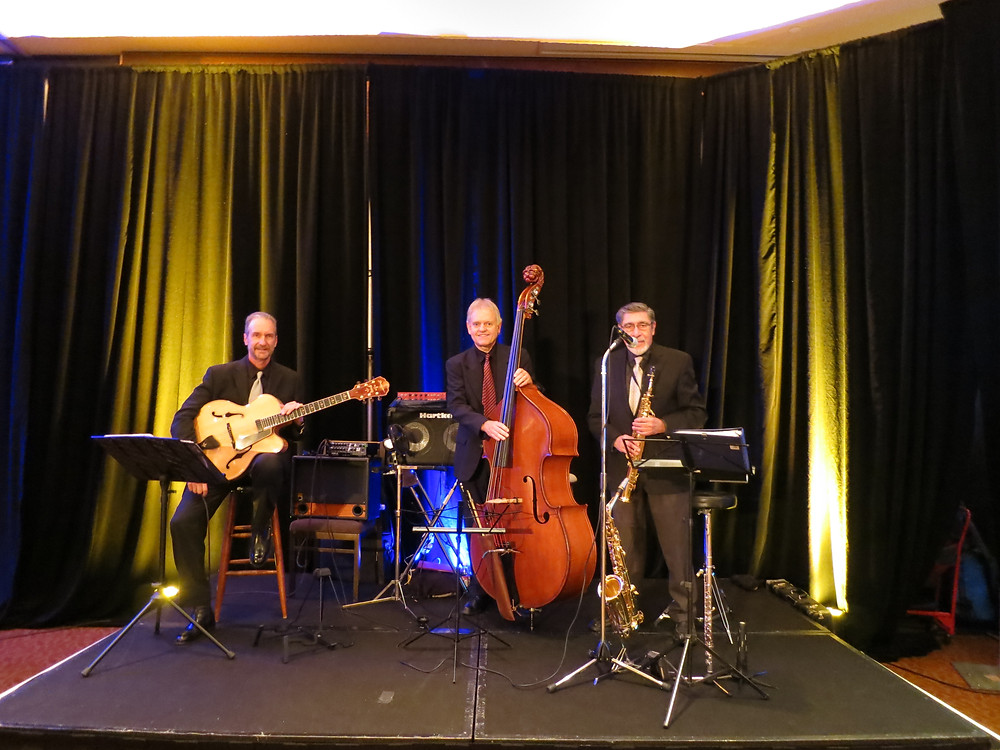 Dallas Jazz Trio for awards event