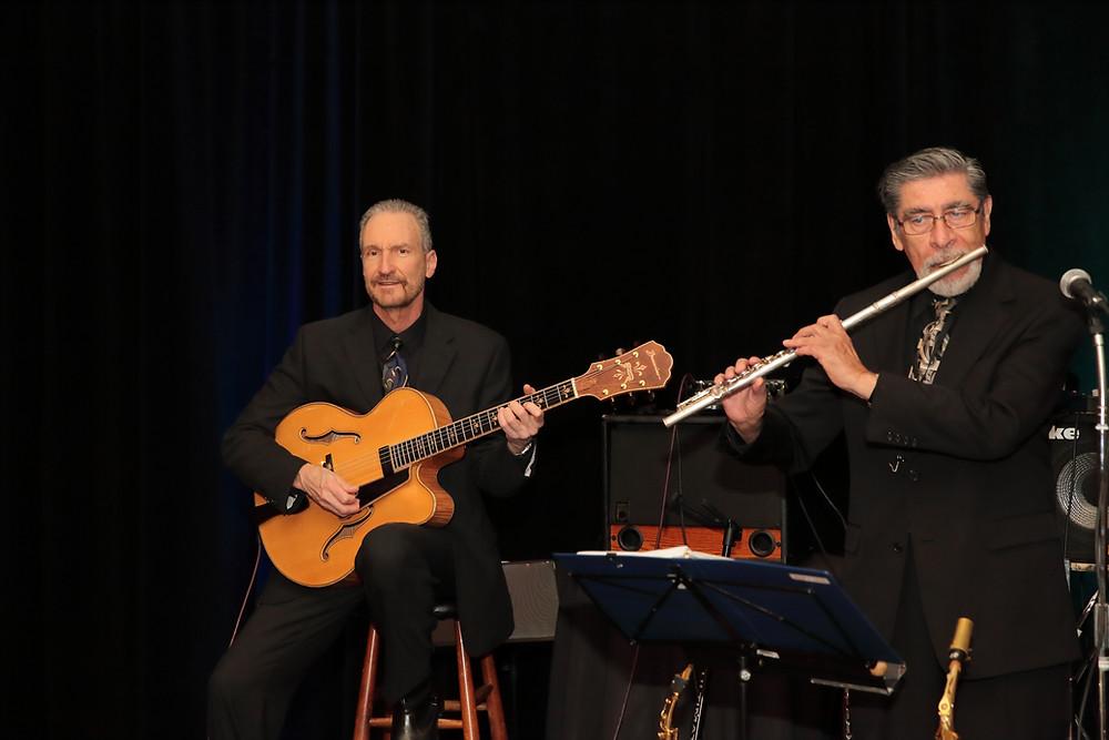 Jazz trio for Baylor Frisco event