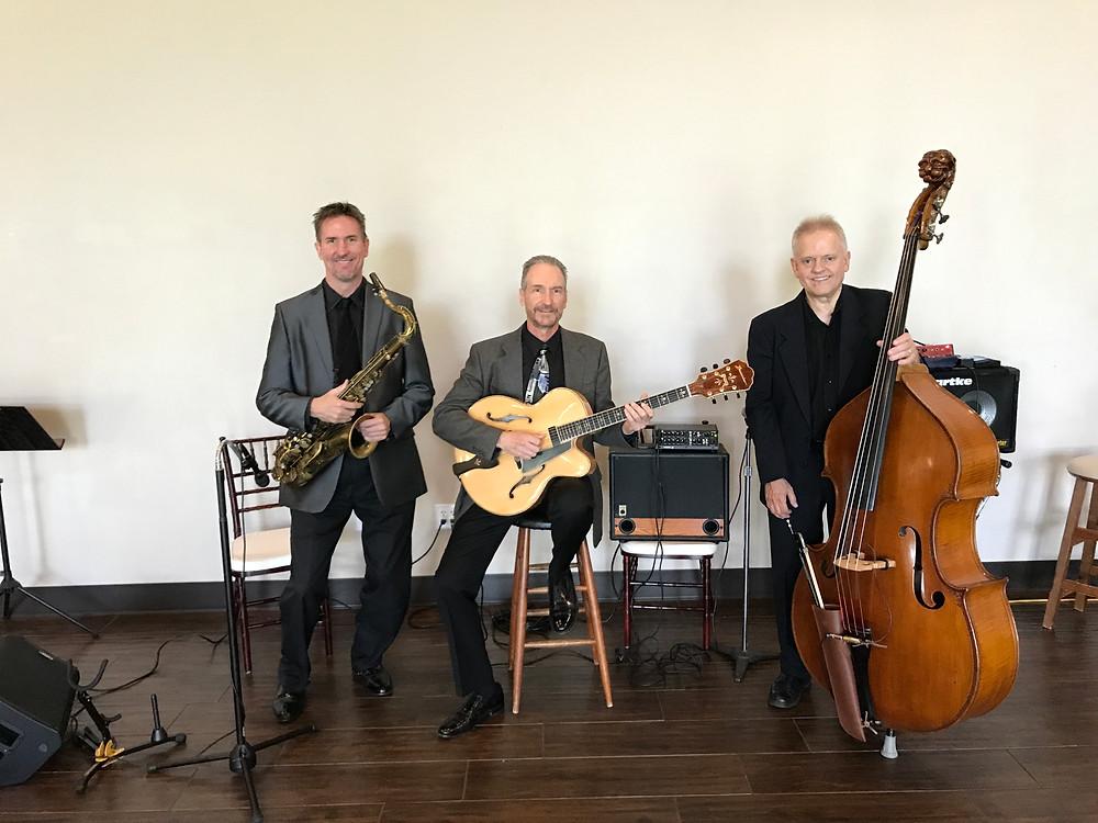 Trio for reception music