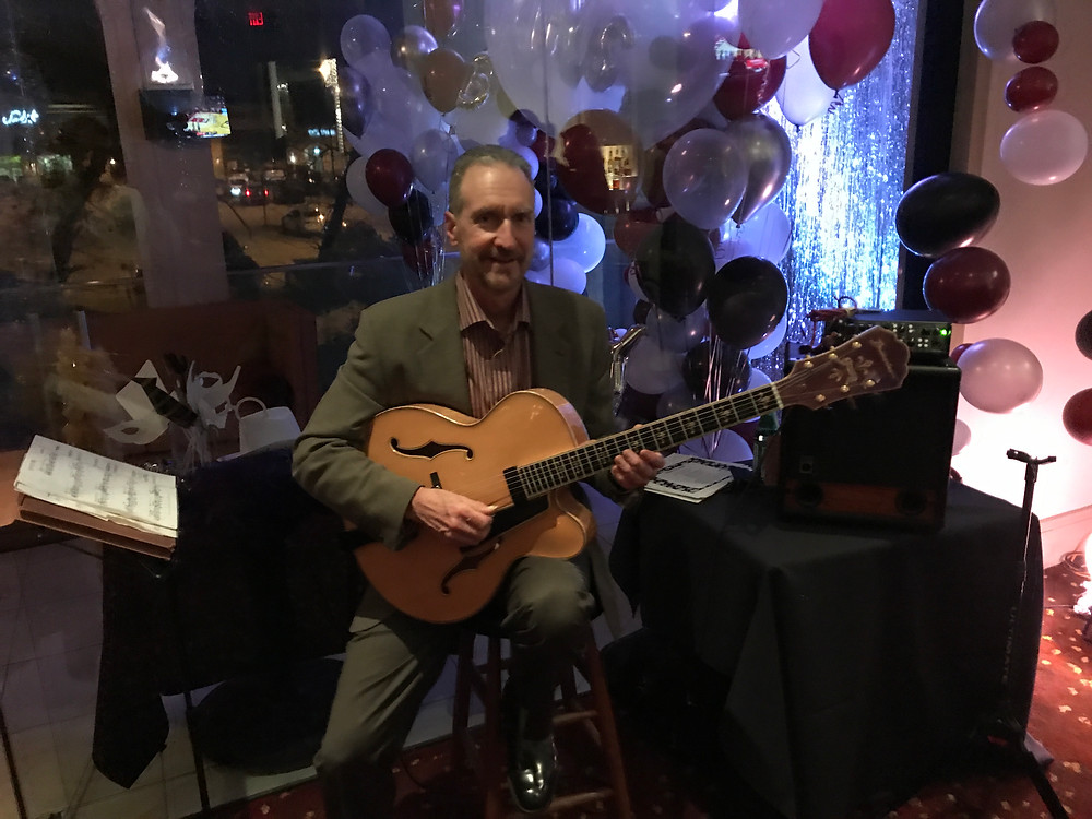guitar music for birthday party