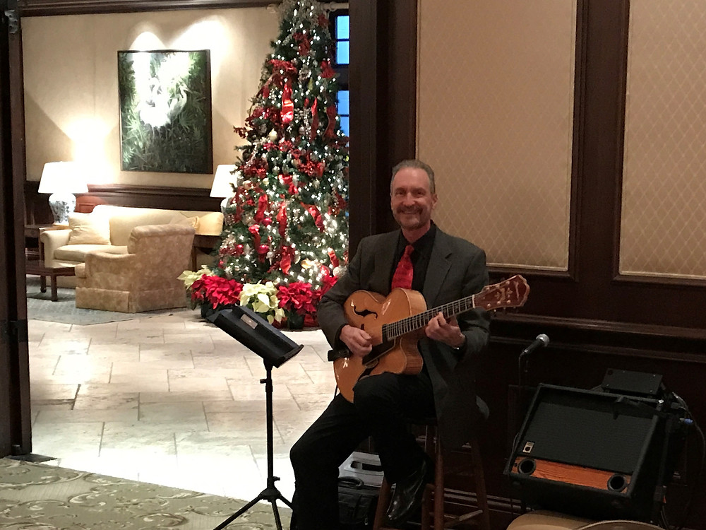Dallas Guitarist for Holiday Music